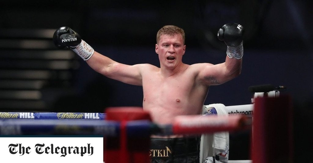 Will Whyte be rewarded for his patience?