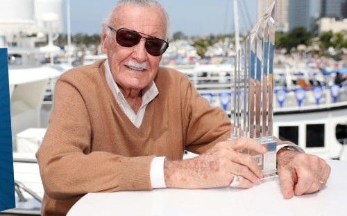 Spider-Man creator Stan Lee, 95, hospitalised with heart problems
