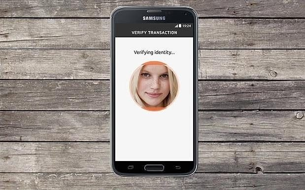 Mastercard will replace your password with a selfie