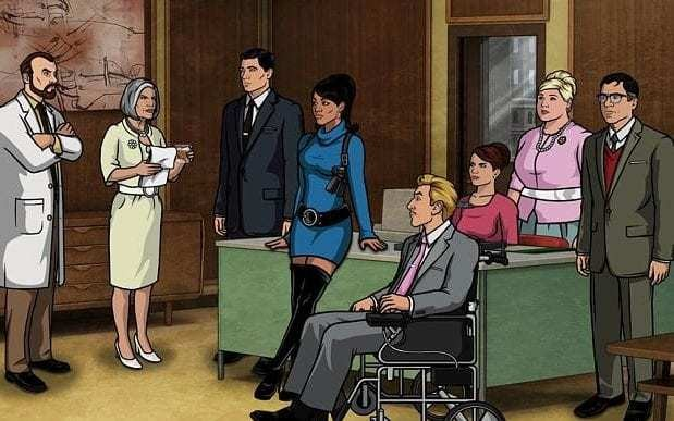 'Phrasing?' The 15 funniest Archer quotes