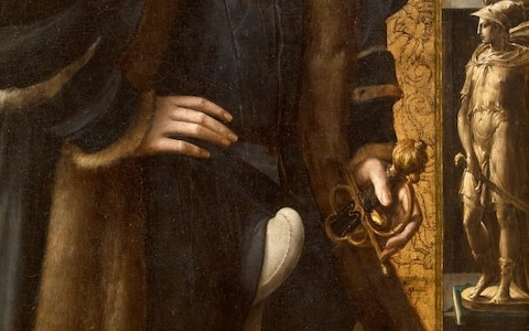 Privates on parade: the brief wondrous life of the codpiece