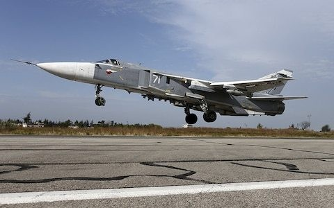 Russia 'breaks' military deal with America and threatens US warplanes over Syria