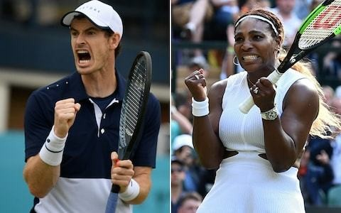 Andy Murray emotional at playing with Serena Williams in Wimbledon mixed doubles: 'It's something I may never get another chance to do'
