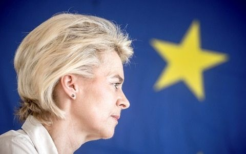 EU picks first woman to rule Brussels – German minister who called Brexit 'a burst bubble of hollow promises'