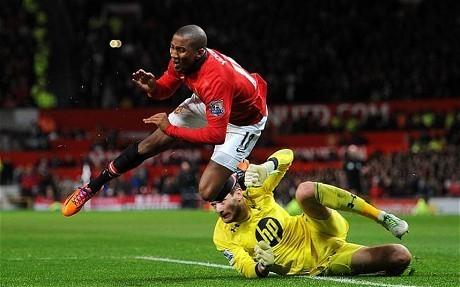 Manchester United boss David Moyes decries Howard Webb's 'scandalous' decision in defeat to Tottenham