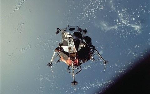 Moon landing was 'cosmic birth' of Planet Earth, claims Apollo astronaut Rusty Schweickart