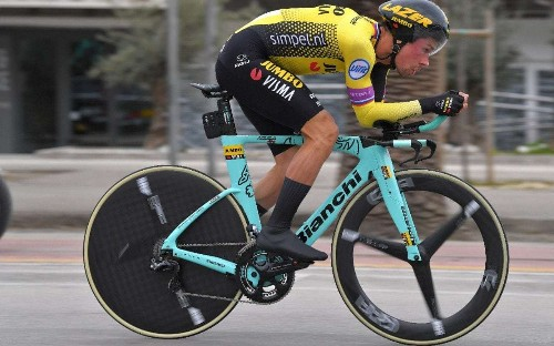 Tirreno-Adriatico 2019 – stage seven results and standings: Primoz Roglic claims narrowest of victories as Victor Campenaerts wins final day time trial