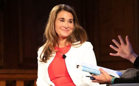 Six things we learnt from Melinda Gates's visit to London this week
