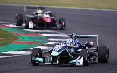 Silverstone owner races to record revenue despite setbacks