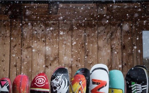 Snowboards for £300 and less