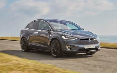 2017 Tesla Model X review – is this the family car of the future?