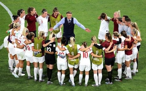 Carly Telford calls for 'buzz' around Euro 2021 after World Cup let-down