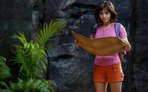 Dora and the Lost City of Gold review: a sweet, silly antidote to summer break boredom