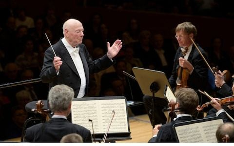 Bernard Haitink Farewell Concert, Lucerne Festival: cheers and tears as the world's greatest living conductor bows out