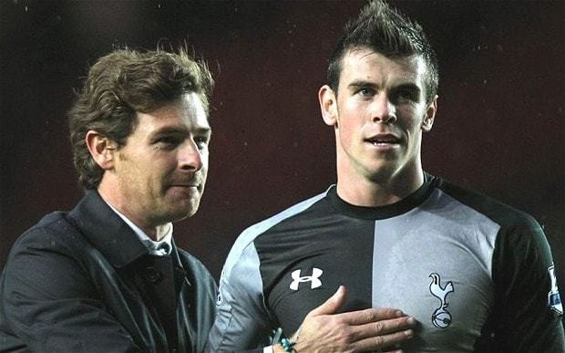 Gareth Bale £86m transfer to Real Madrid inevitable, says manager Andre Villas-Boas