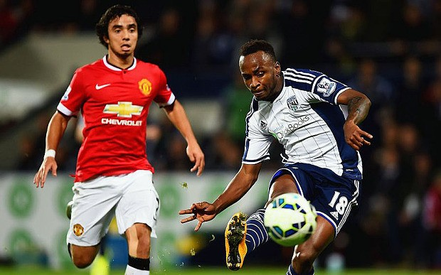 England striker Saido Berahino set to be offered lucrative new contract by West Bromwich Albion