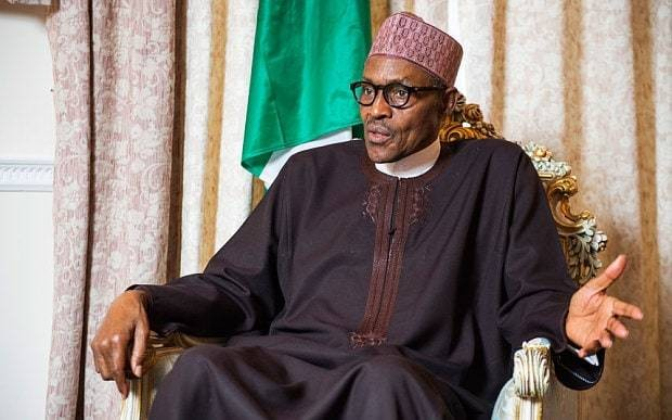 Telegraph interview with President Muhammadu Buhari of Nigeria - full Q&A