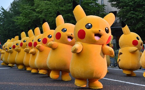 How Pokémon: The First Movie took over the world