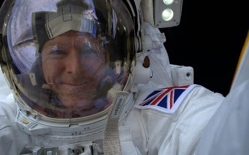 Two more weeks in space for astronaut Tim Peake