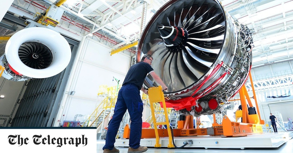 Cash crunch is just another crisis for Rolls-Royce