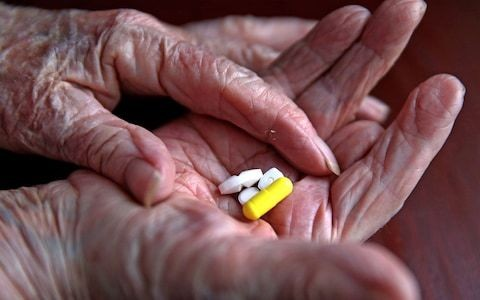 Stopping statins treatment in old age increases heart attack risk by nearly half, major study warns