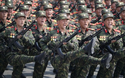 There is a way to neutralise North Korea without a war, but China needs to be on board