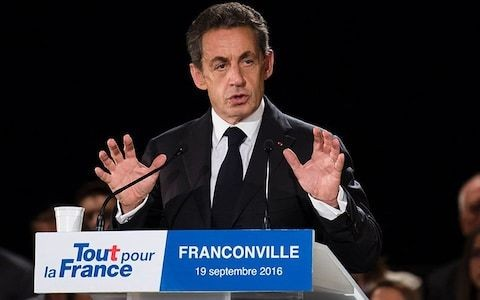 """Nicolas Sarkozy says immigrants must accept """"your ancestors are the Gauls"""""""