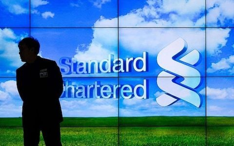 Standard Chartered faces £10m Treasury fine