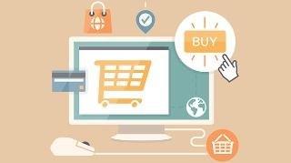 Online marketing - Magazine cover