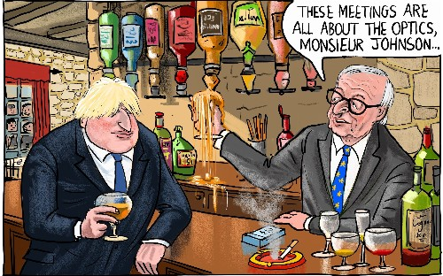 Telegraph cartoons – September 2019