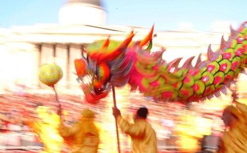 Chinese New Year 2015: London celebrations