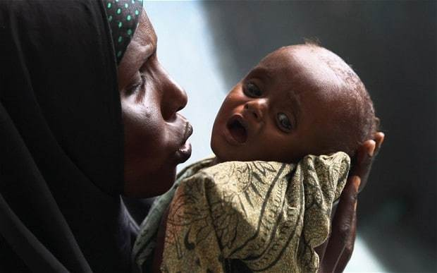 Somali famine killed 258,000, half of them children, says UN