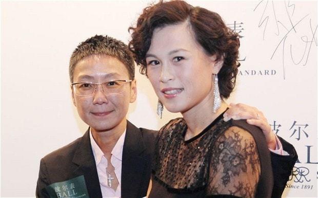 Hong Kong lesbian heiress: 'Money can't buy me love'