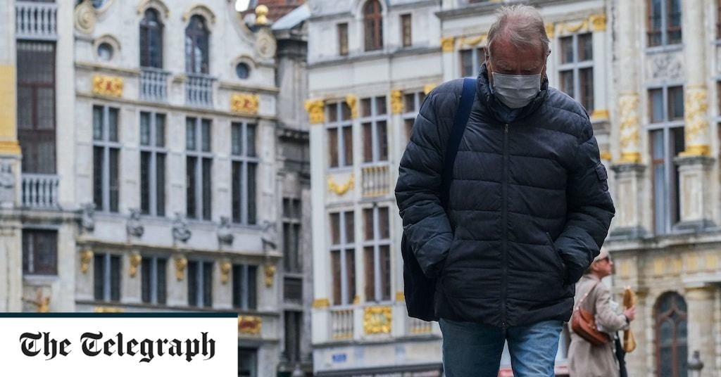 Brussels bans prostitution in bid to curb coronavirus infections