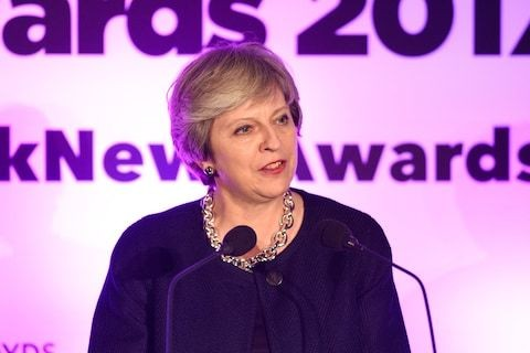 'Being Trans is not an illness' Theresa May says, as she vows to make reforms