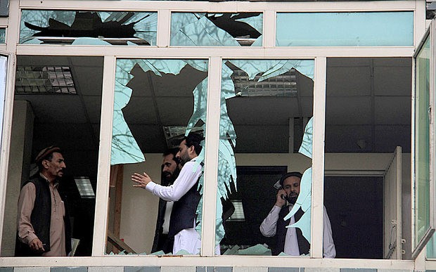 Islamic State claim responsibility for Jalalabad bomb in first Afghanistan attack