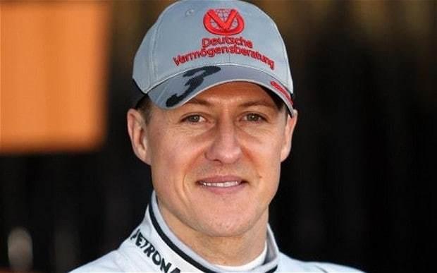 Michael Schumacher 'responding to his wife's voice'