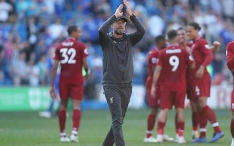 I did not expect Manchester United to get a result against City, says Jurgen Klopp