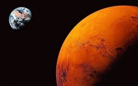 Astronauts may be placed in hibernation for journey to Mars, says European Space Agency scientist