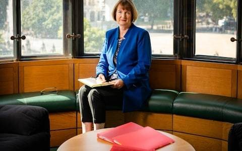 Harriet Harman: electing me as Speaker would show people that women in their 60s are not past it