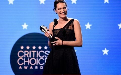 Quentin Tarantino, Phoebe Waller-Bridge and The Irishman win at the Critics' Choice Awards