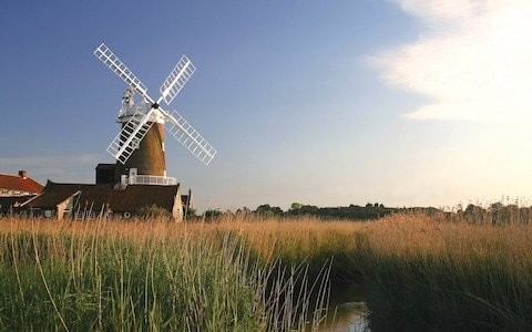 Hotel Hit Squad: A wholesome family holiday in a Norfolk windmill put the wind in all our sails