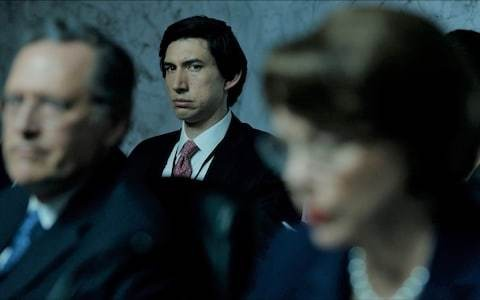 The Report review: Adam Driver takes on the CIA in a workmanlike waterboarding drama