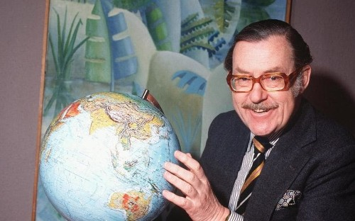 How Alan Whicker inspired us to travel