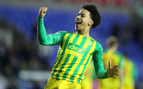 West Brom due to complete £8.25m signing of loan star Matheus Pereira in March