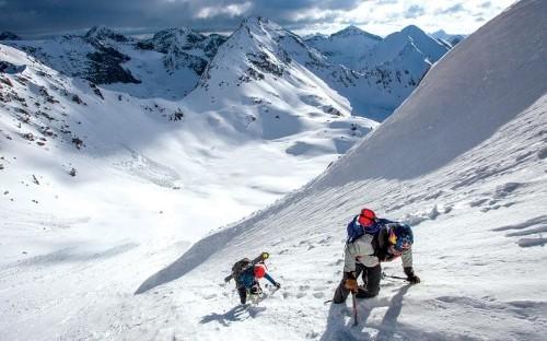 Skiing Colorado's 100 highest mountains