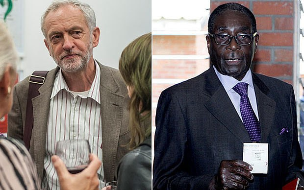 Jeremy Corbyn's plan to turn Britain into Zimbabwe