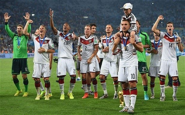 Germany's victory over Argentina in World Cup final breaks Twitter record
