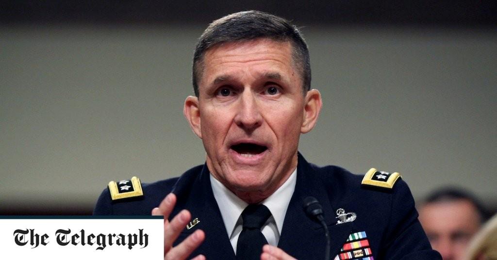 Donald Trump pardons Michael Flynn