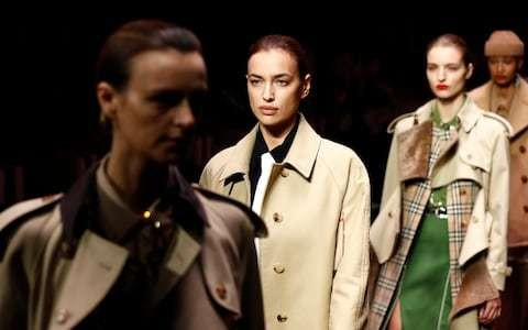 Burberry braced for £100m sales blow from Hong Kong protests